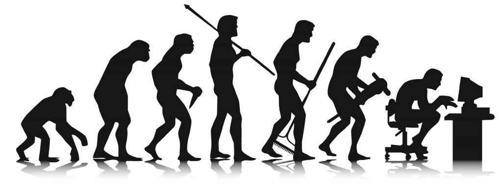 Ergonomi evolution